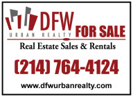 Real Estate in Fort Worth Texas